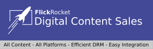 Digital Content Sales with DRM - Flickrocket