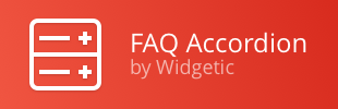 FAQ Accordion by Widgetic