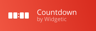 Countdown by Widgetic