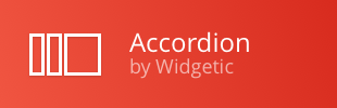 Accordion by Widgetic
