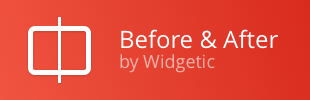 Before and After by Widgetic