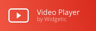 Video Player by Widgetic