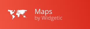 Maps by Widgetic