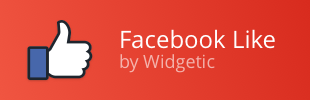 Facebook Like by Widgetic