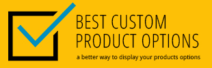 Best Custom Product Options by Relentless