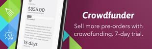 Crowdfunder: DIY Pre-Order Crowdfunding Campaigns