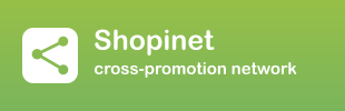 Shopinet Cross-Promotion Network
