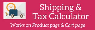 Shipping & Tax Calculator