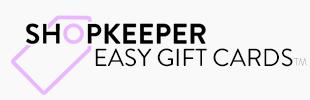 Shopkeeper Easy Gift Cards