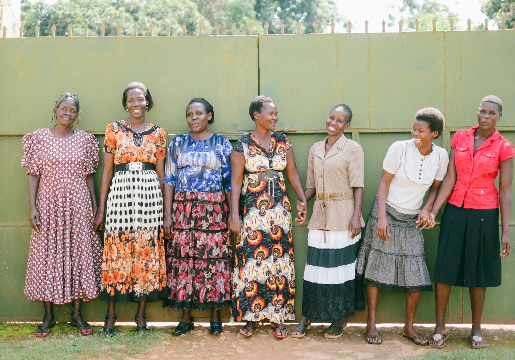acholi women