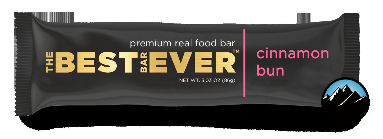 Best Bar Ever Meadows Cinnamon Bun