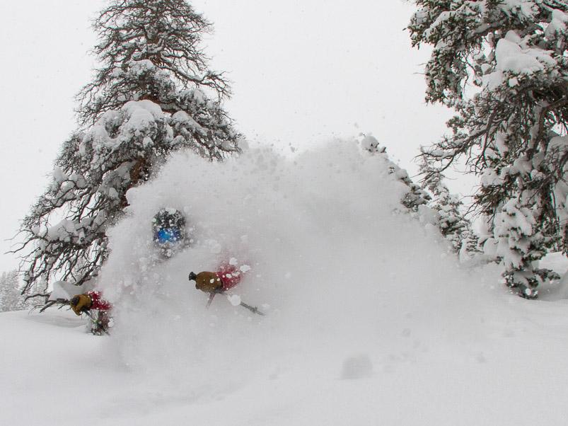 Liberty Skis Origin Pro Big Mountain and Powder Ski