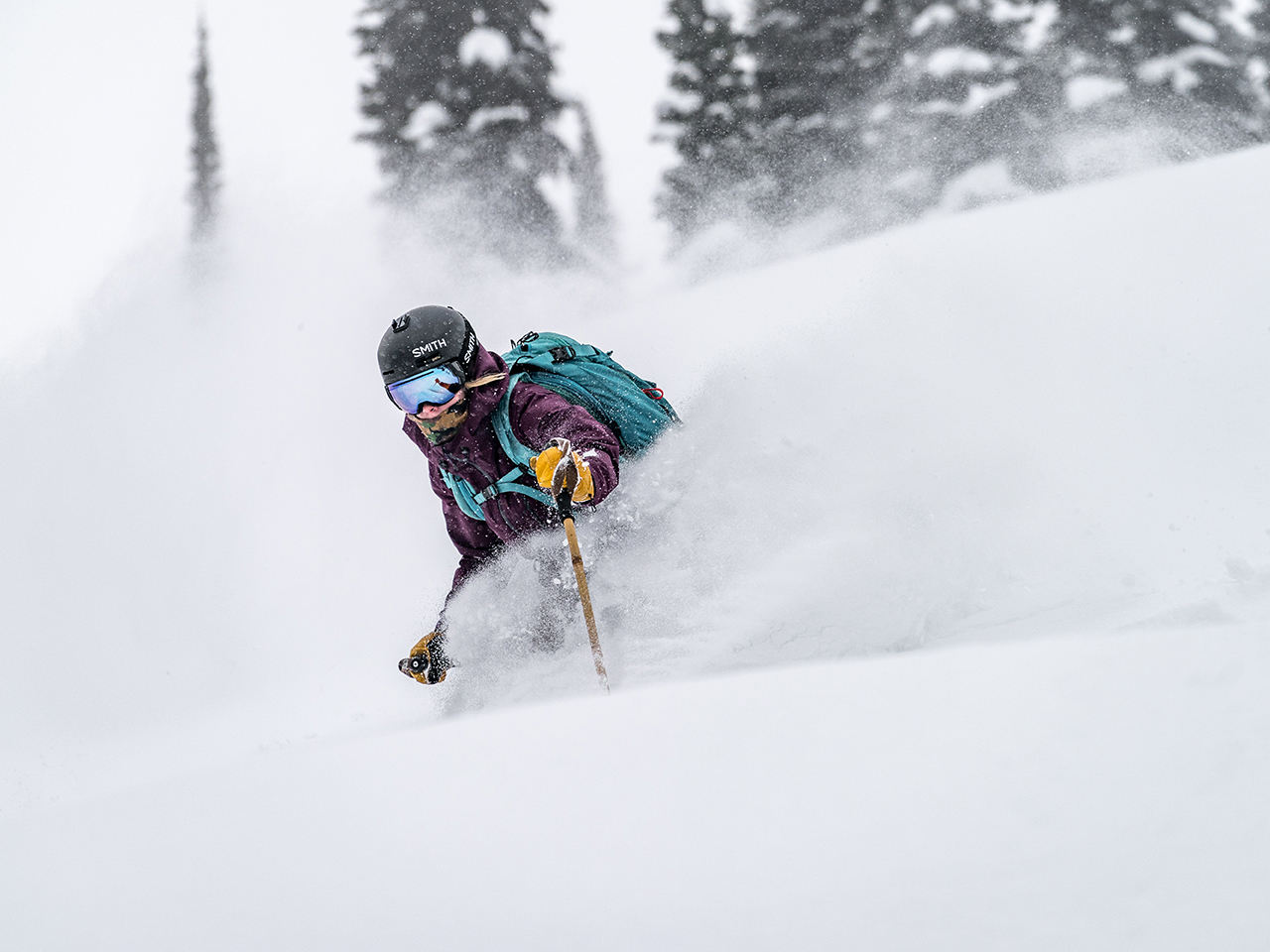 Liberty Skis Genesis 106 Women's Freeride and Powder Ski
