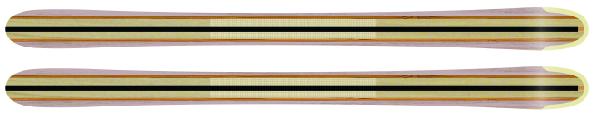 Liberty Skis Core Profile X-Core Carbon