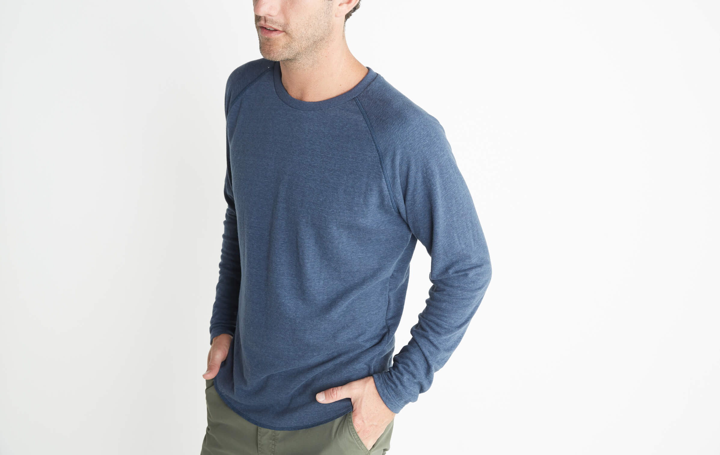 Marine Layer Raglan | Marine World