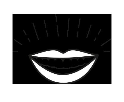 Un bel sorriso