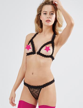 Sweetheart - Luxury & Sexy Lingerie Set | Bra & Knickers