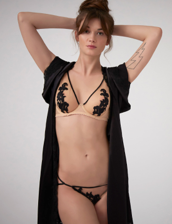 Toffee | Sexy Lingerie, Bras & Knickers by Mimi Holliday