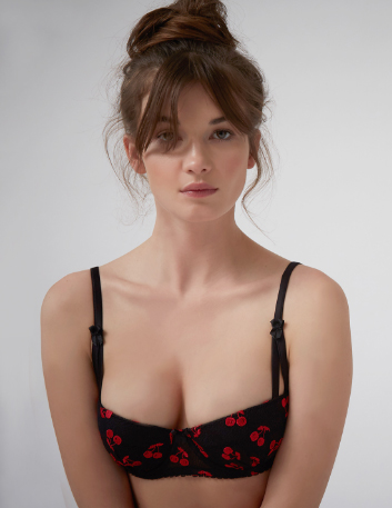 Cherry Drop | Designer Lingerie, Bras & Knickers by Mimi Holliday