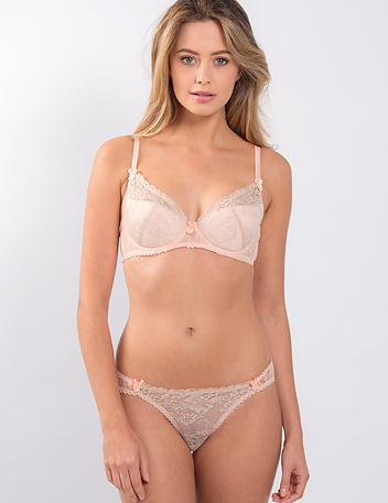 Toffee Dazzler | Luxury Lingerie, Bras & Knickers by Mimi Holliday