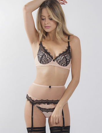 Bisou Bisou Zoo | Luxury Lingerie; Bras, Knickers & Bodies