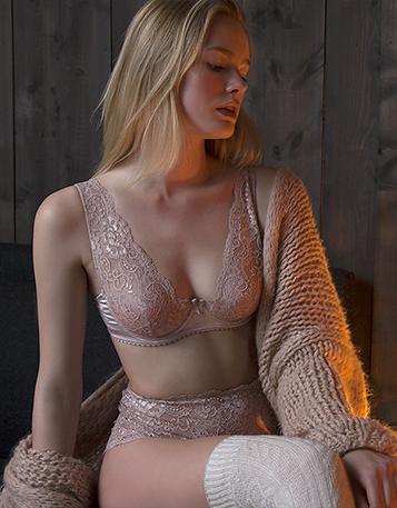 Limbo | Luxury Nude Lace Lingerie, Designer Bras, Knickers & Nightwear
