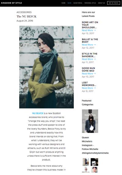 Kingdom of Style Blog on Nu Blvck