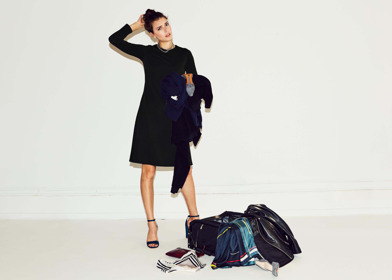Of Mercer | Baxter Dress | Travel-Friendly