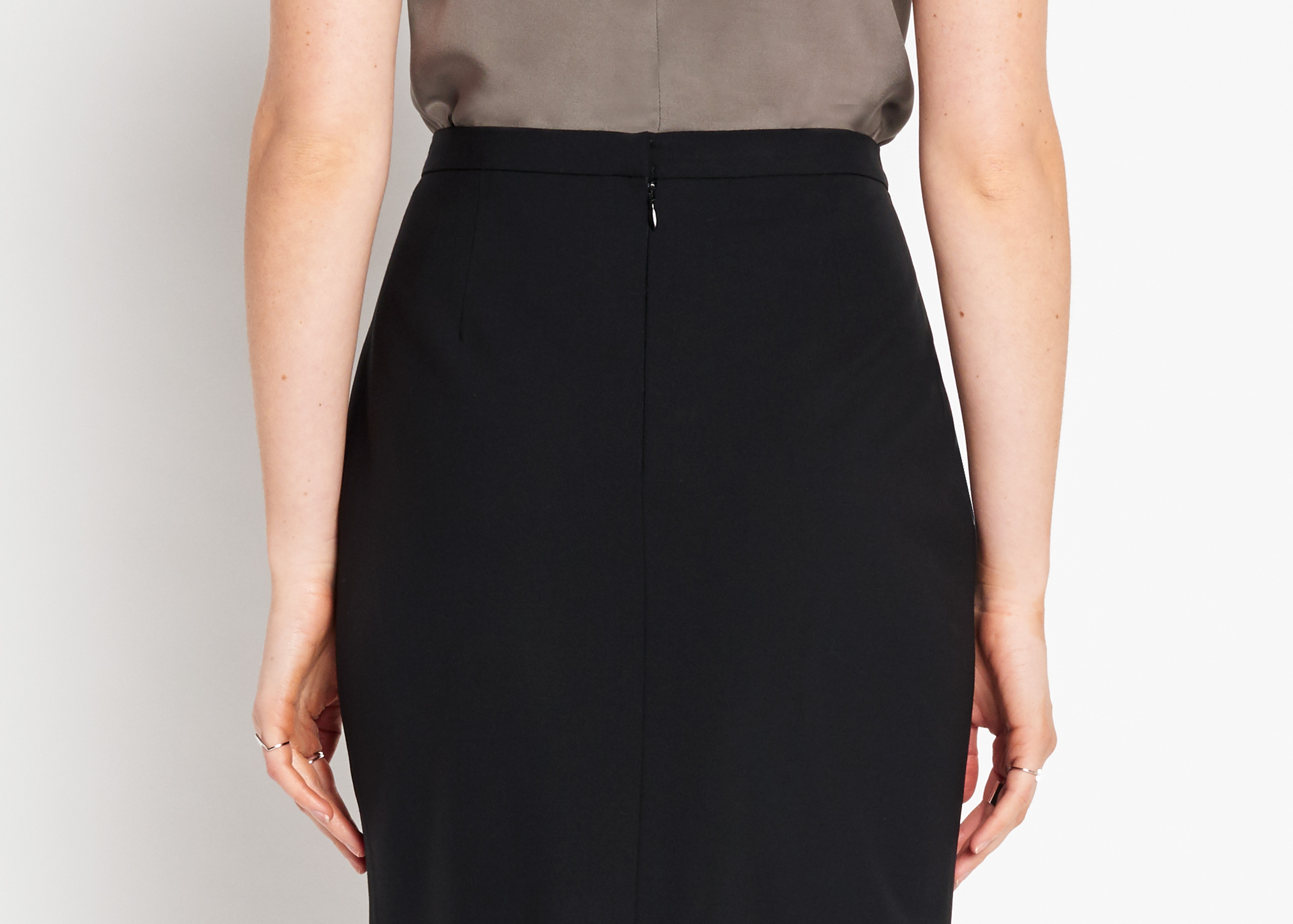 Of Mercer | Franklin Skirt | Detail Shot