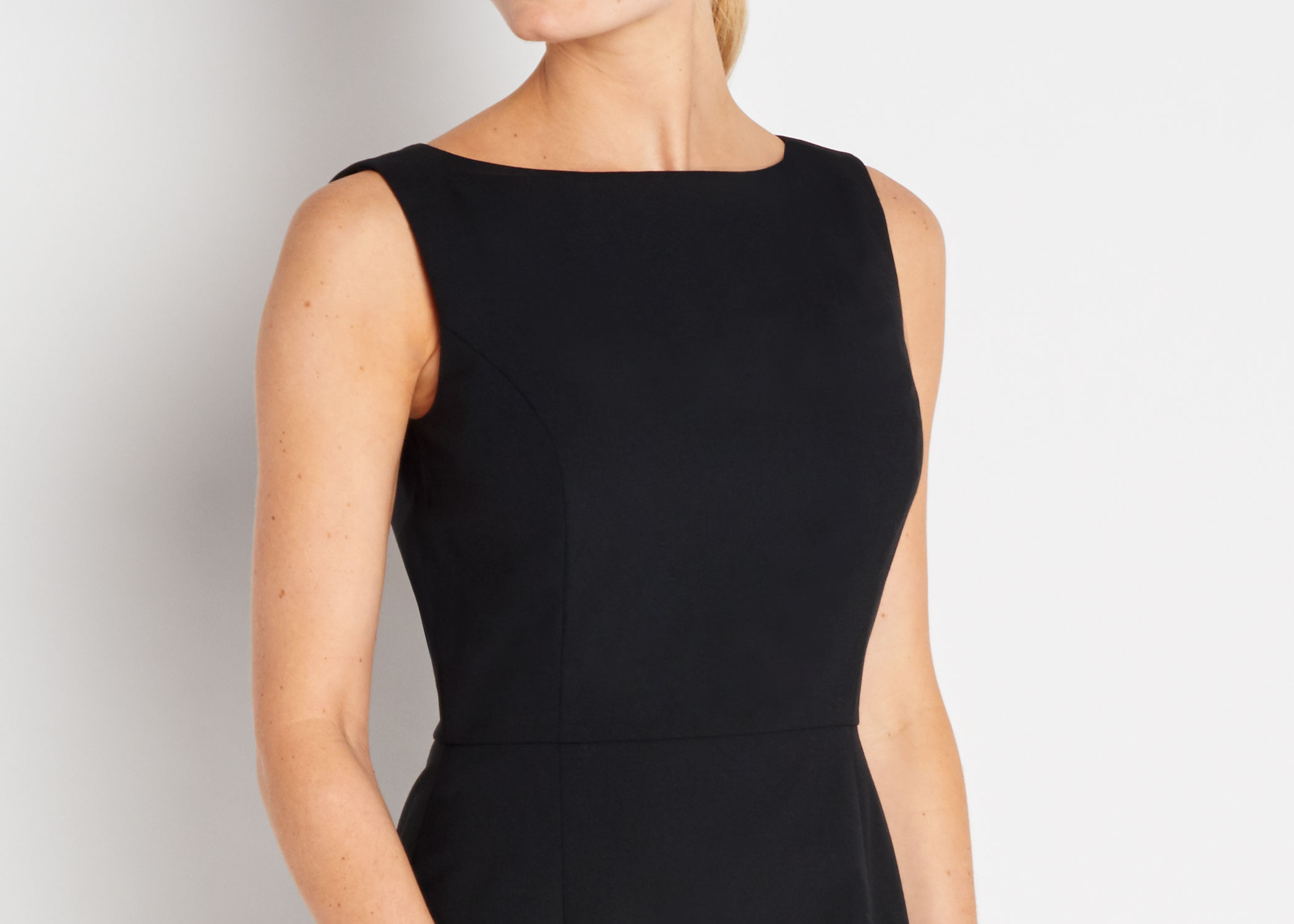 Of Mercer | Black Fifth Avenue Dress | Details