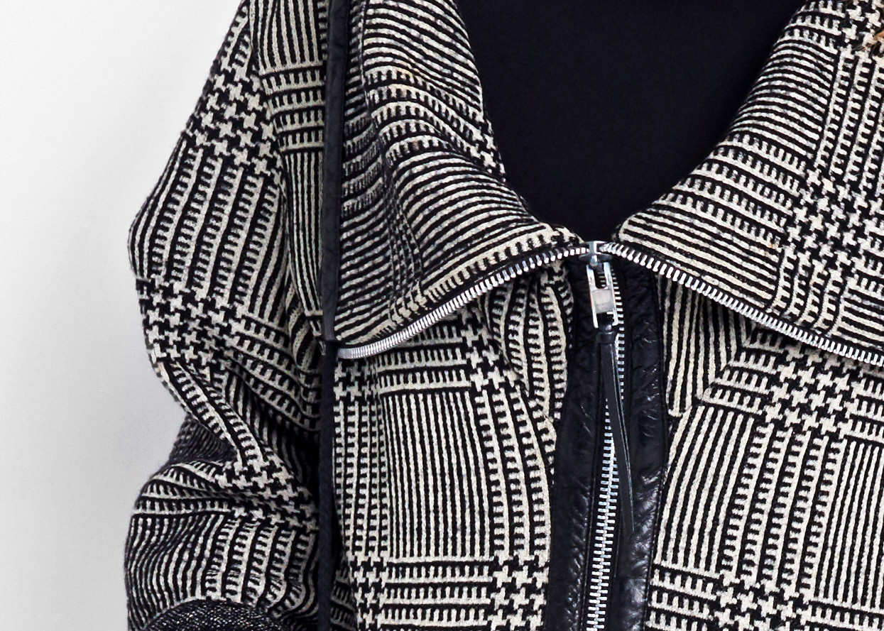 Of Mercer | Cooper Coat | Detail Shot