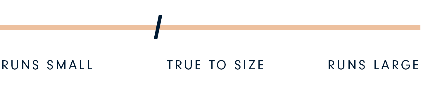 Of Mercer Ellis Dress Size Guide