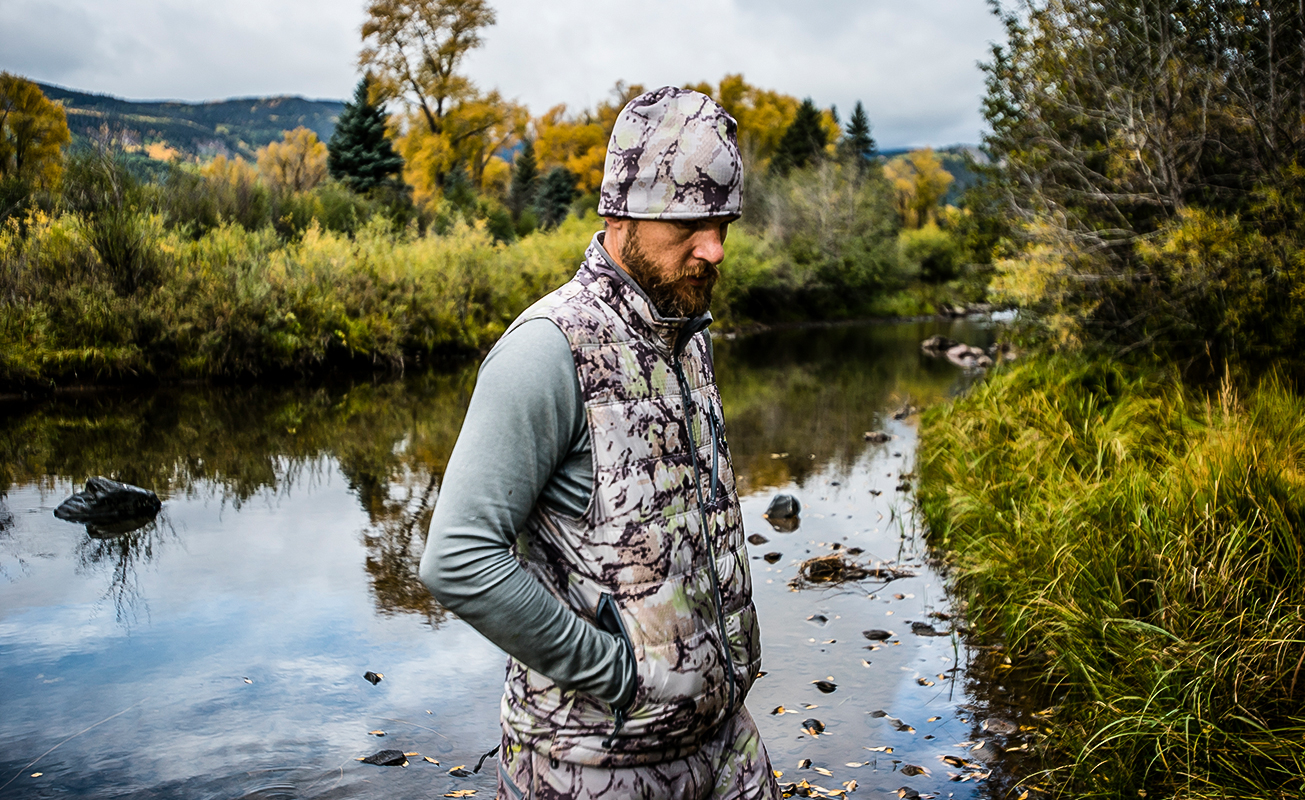 SIXSITE Cimarron Base Layer provides warmth for colder weather climates