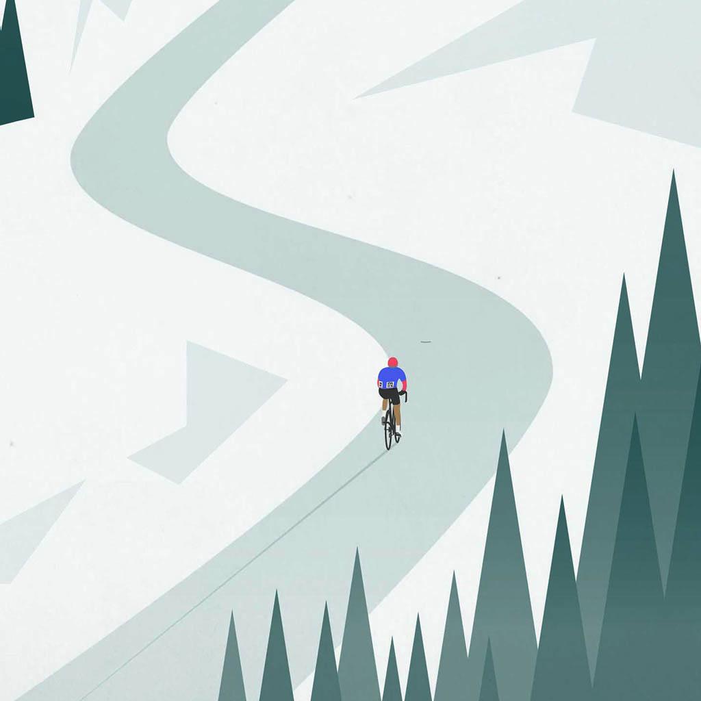 Andy Hampsten's Epic 1988 Giro Ride