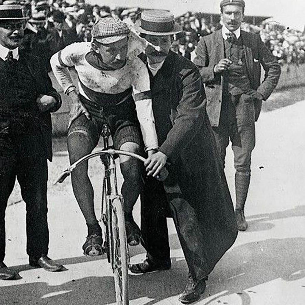 Maurice Garin, 1903 Winner of Le Tour de France