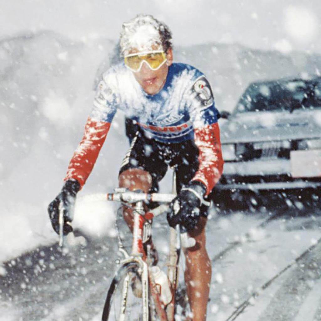 Andy Hampson's Epic 1988 Giro Ride