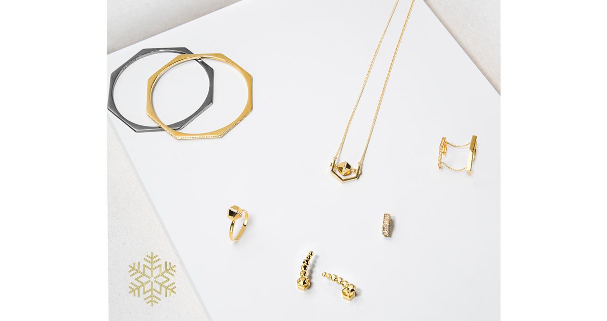 Via Saviene Holiday Jewelry Gift Guide 2017 - Under $150