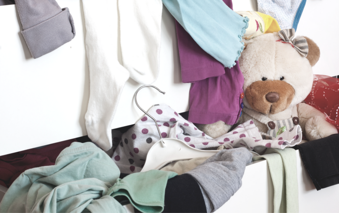 Organization tips for mommys