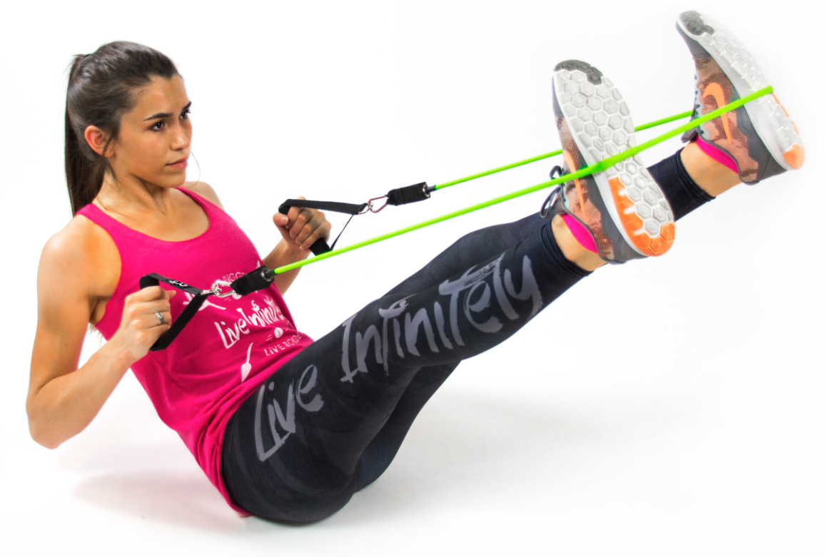 Stackable Resistance Bands