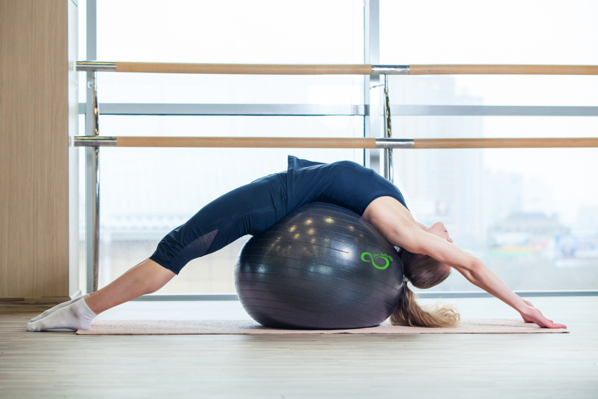 Exercise Ball Lower Body Workouts