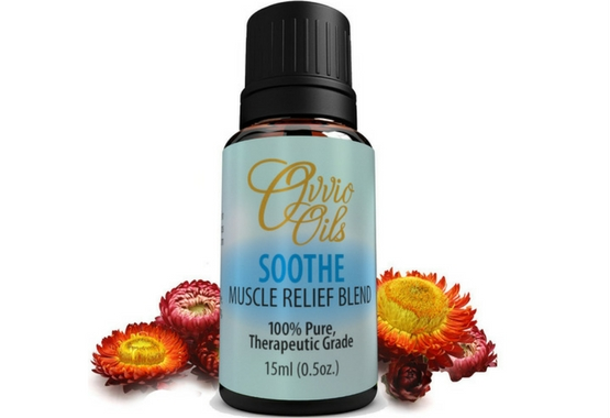 Soothe Muscle Relief Blend