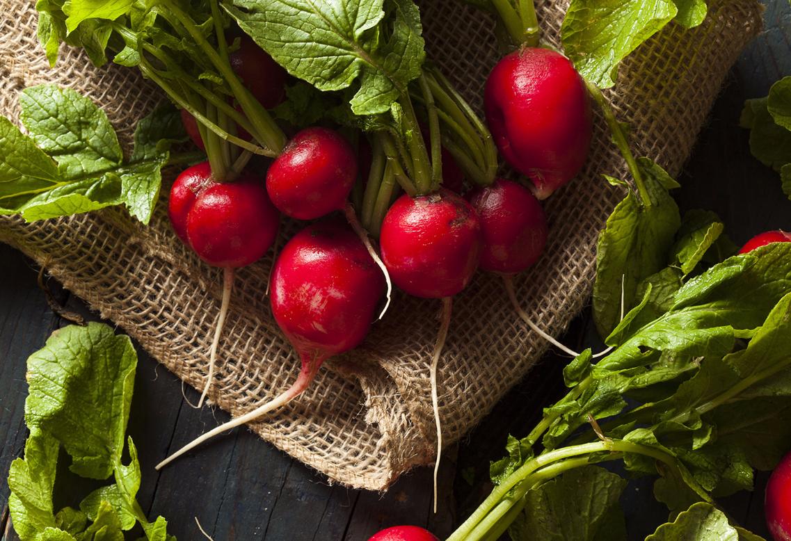 superfoods-radishes