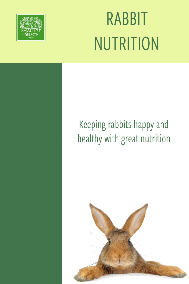Rabbit Nutrition book download