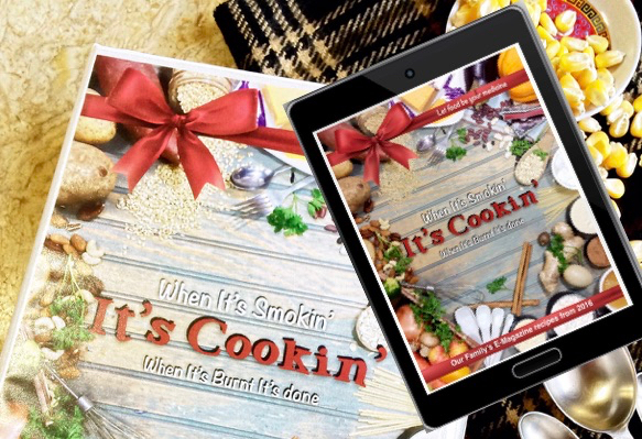 Cookbook + e-book