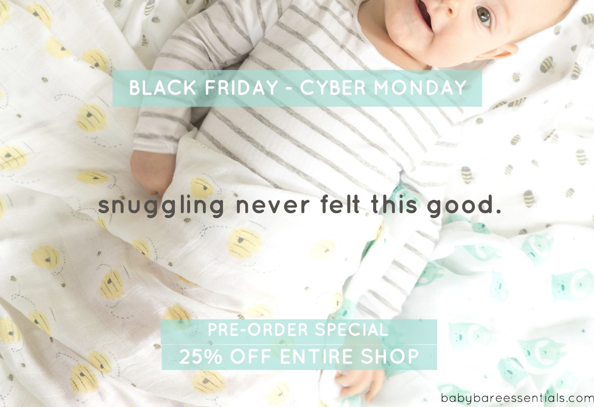 Baby Bare Essentials Black Friday Special