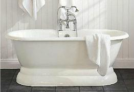 Add emu oil to bath water to relieve dry skin