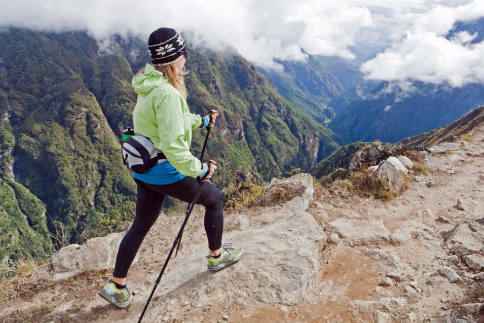 The Science Behind Trekking Poles Zipify Foxelli