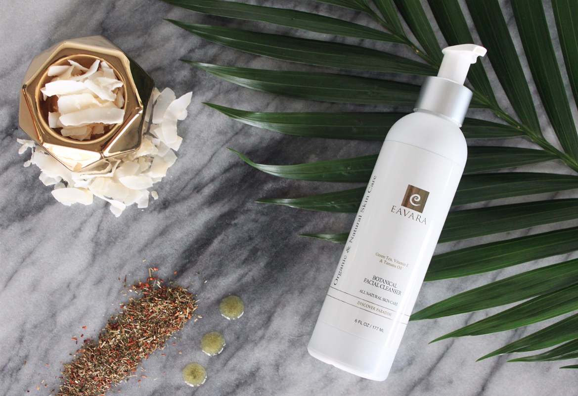 Eavara Botanical Facial Cleanser