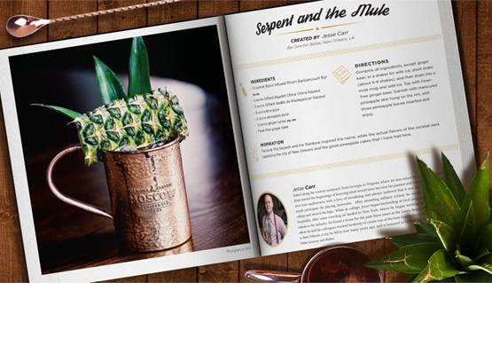 Mulehead Recipe Book