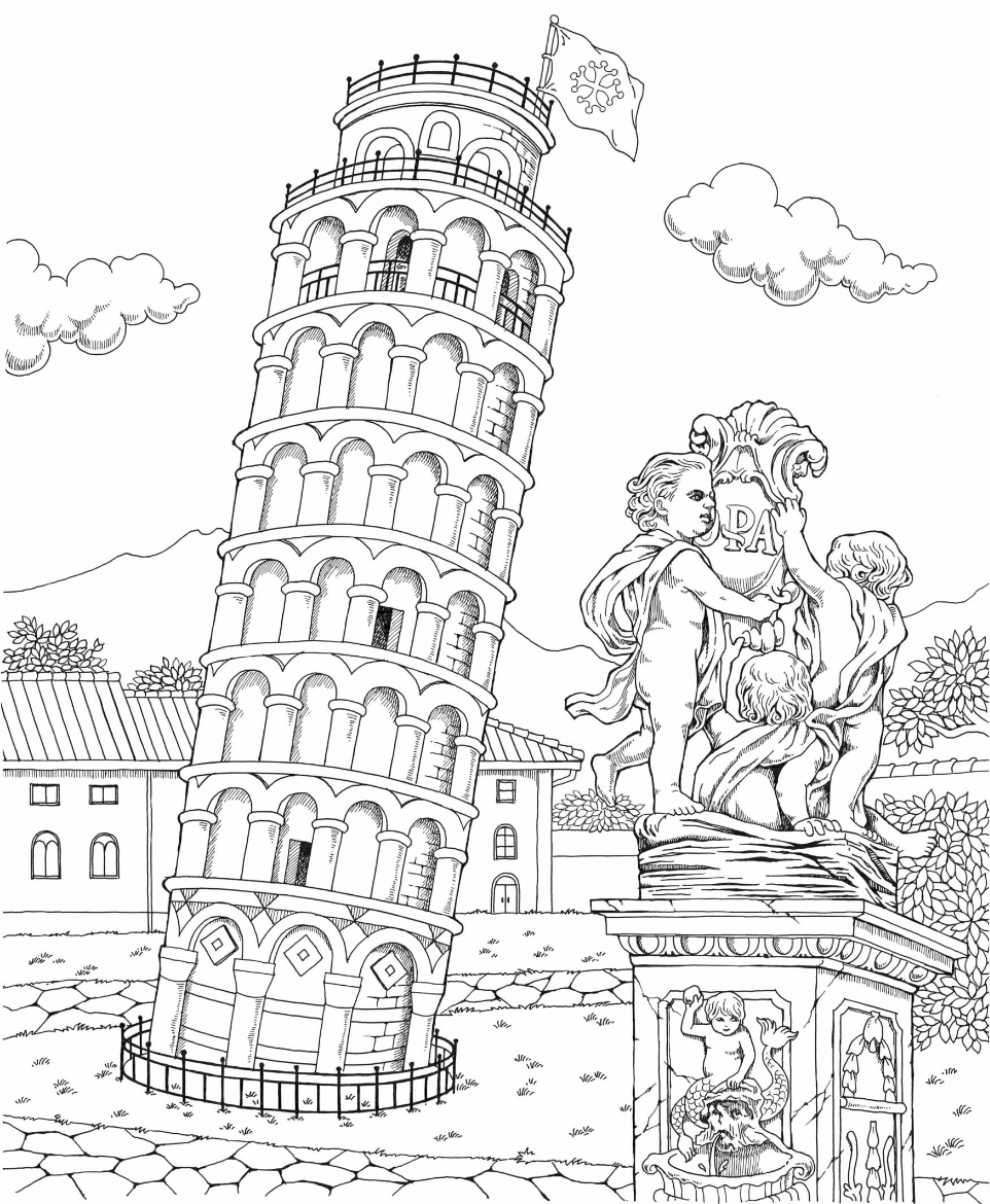 Free Coloring Page 7